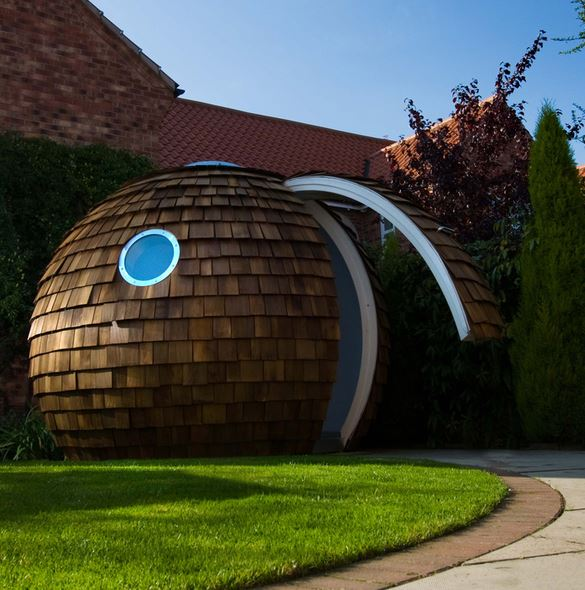 Gift guide the ridiculously extravagant list jk style for Luxury garden office