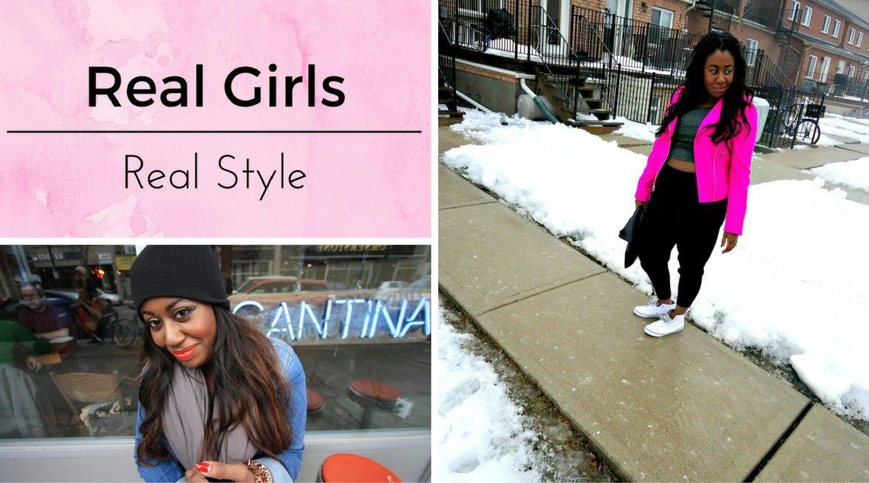 Real Girls Real Style Anesha