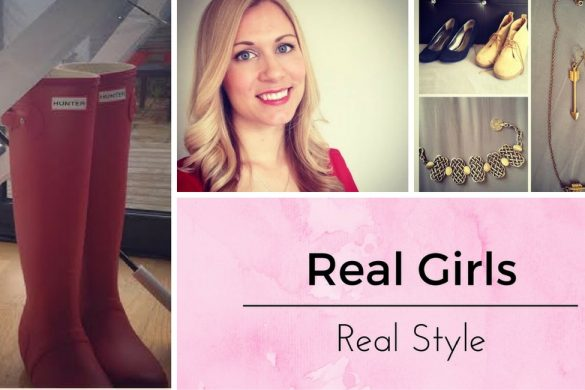 real girls real style with Jaime
