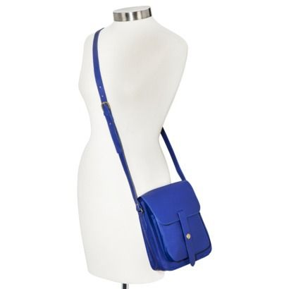 merona camera crossbody blue 2