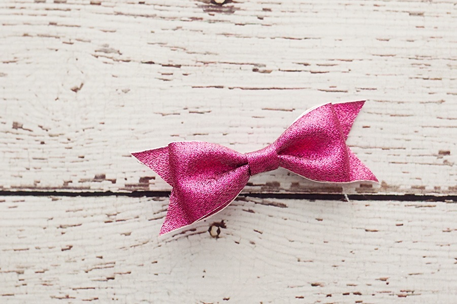 Summer Sariah Barbecue Bow
