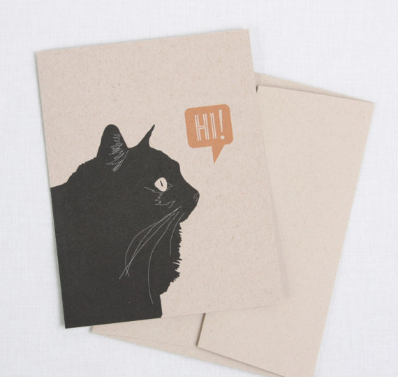 acbc Design cat card