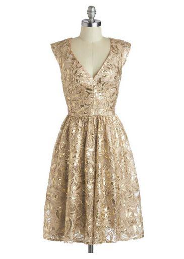 Twinkling at Twilight Dress