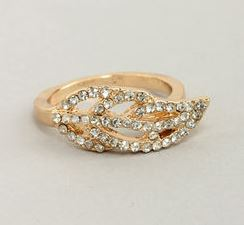 i belief in you gold ring