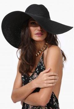 laine straw hat