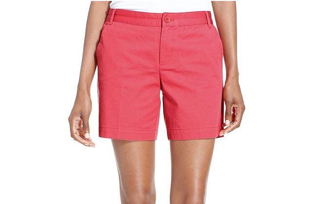 macys american living shorts