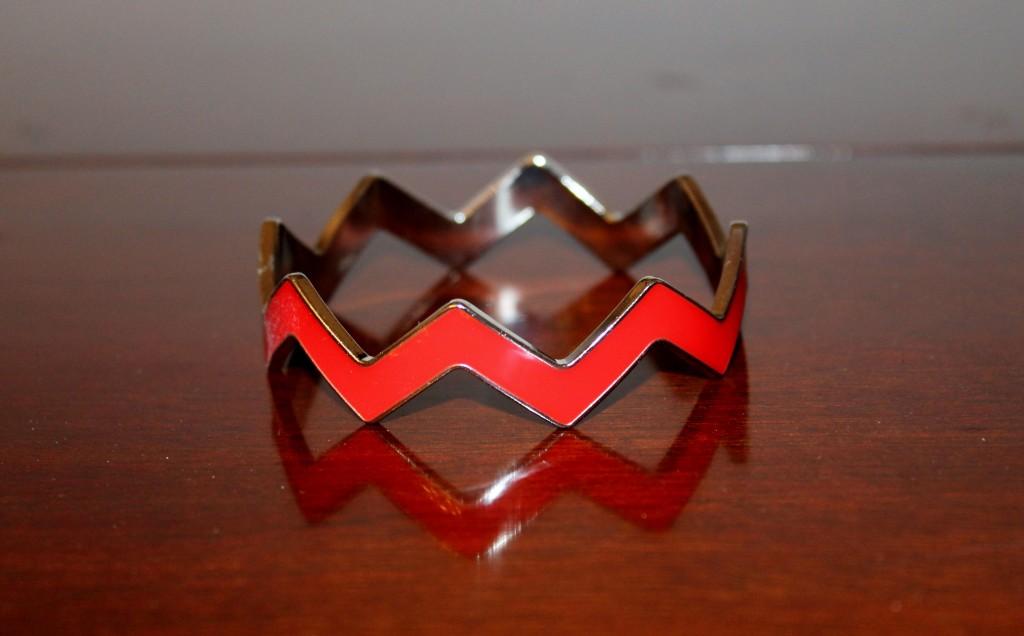 red bangle
