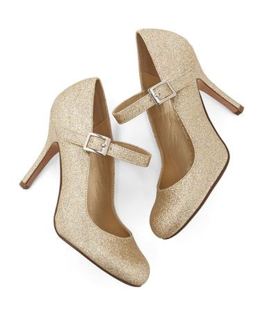 yes i candescent heel