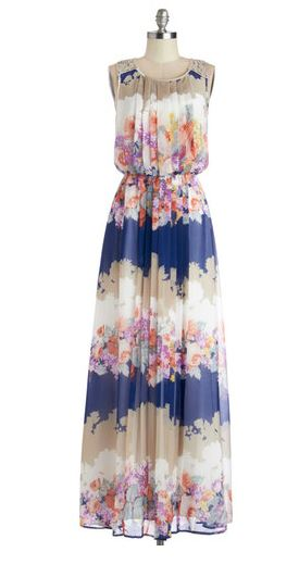 Flow this Way Dress