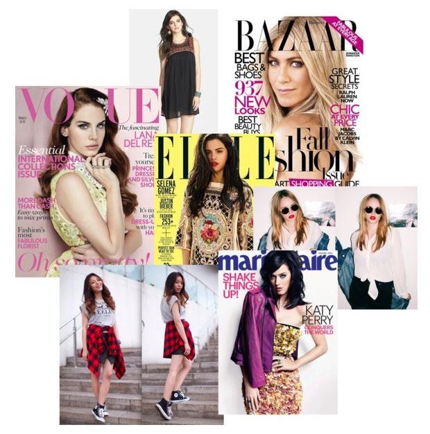 fashion mags