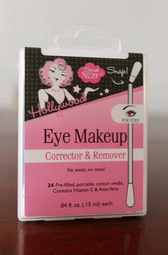hollywood eye makeup corrector and remover