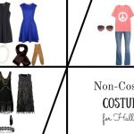 Non-Costume Costumes for Halloween