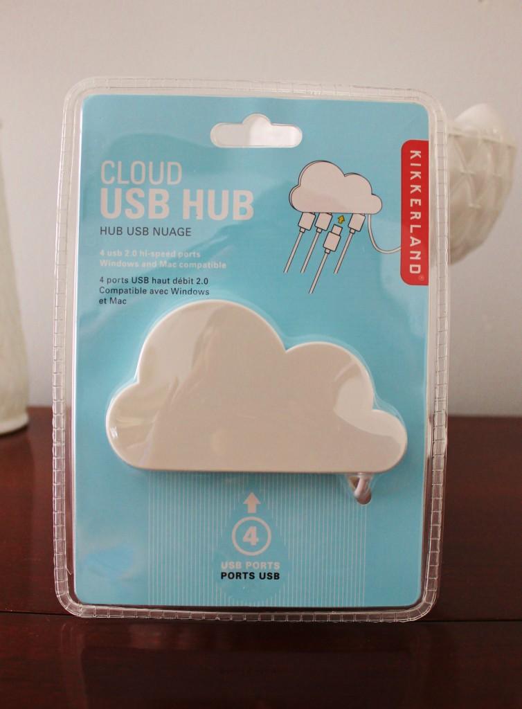 coco rocha fancy box cloud usb hub