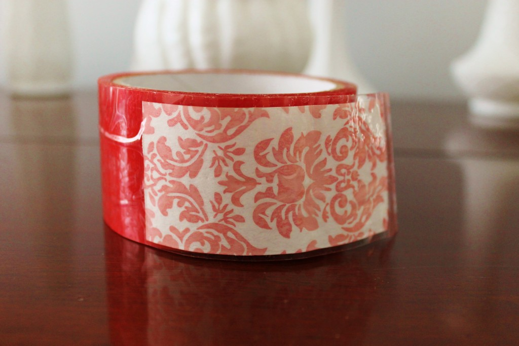 coco rocha fancy box red tape