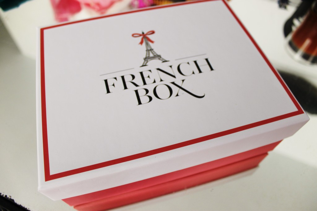 october french box