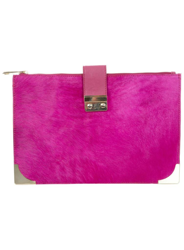 pink pony clutch