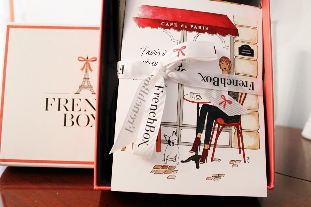 Nov french box
