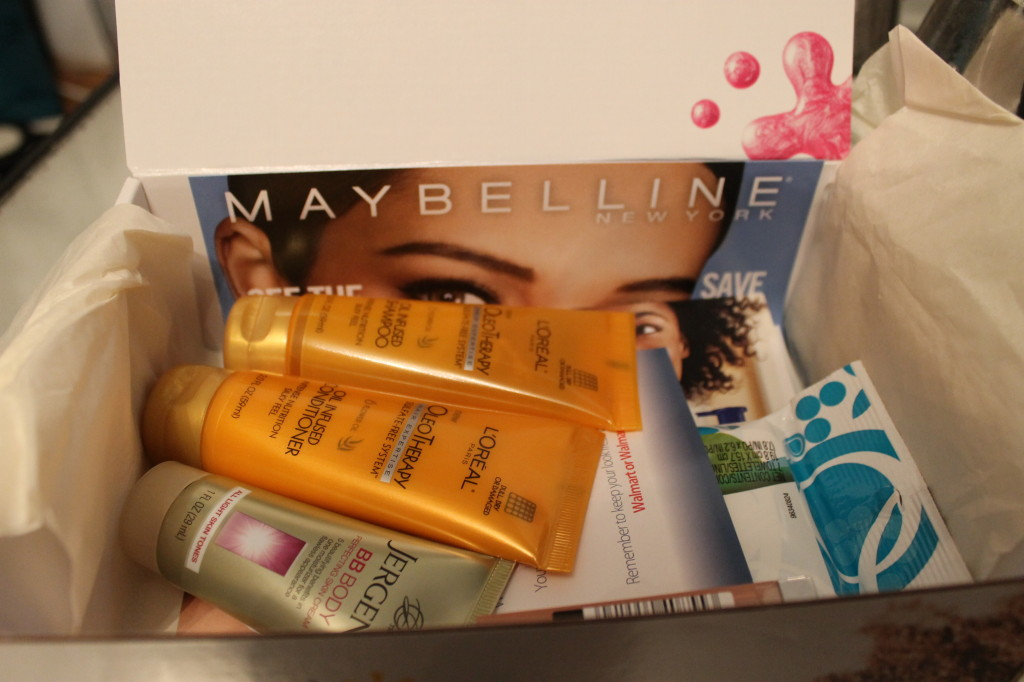 Walmart Beauty Box Winter