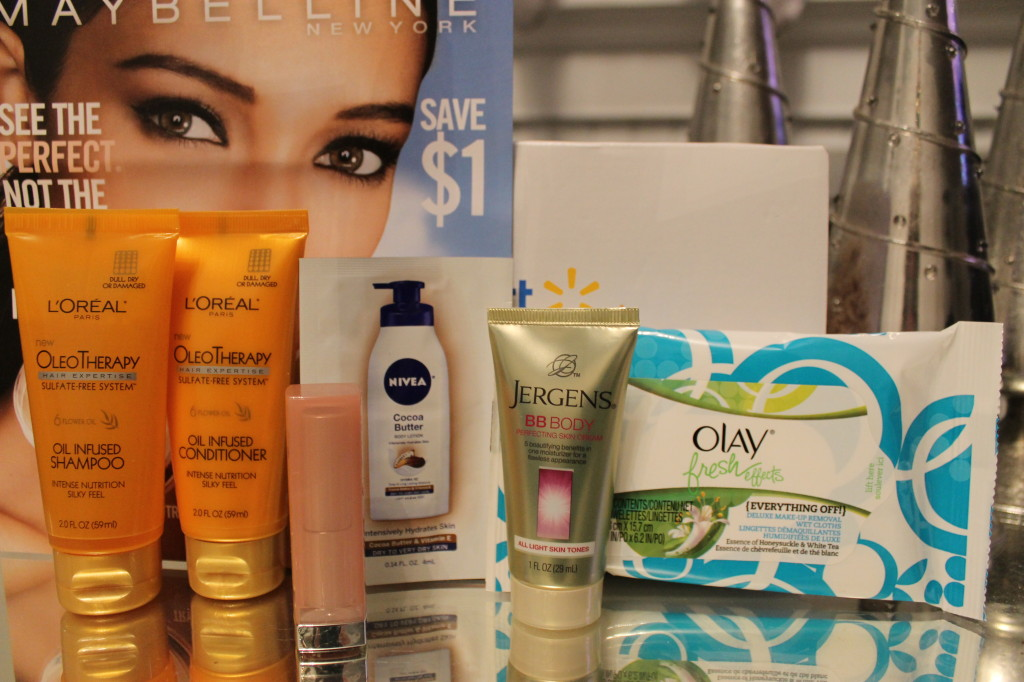 Walmart Winter Beauty Box