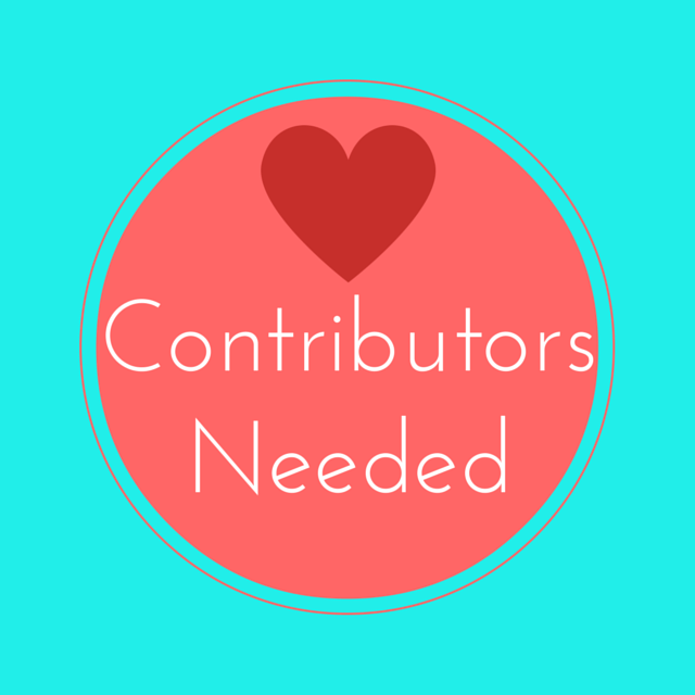 Contributors Needed!