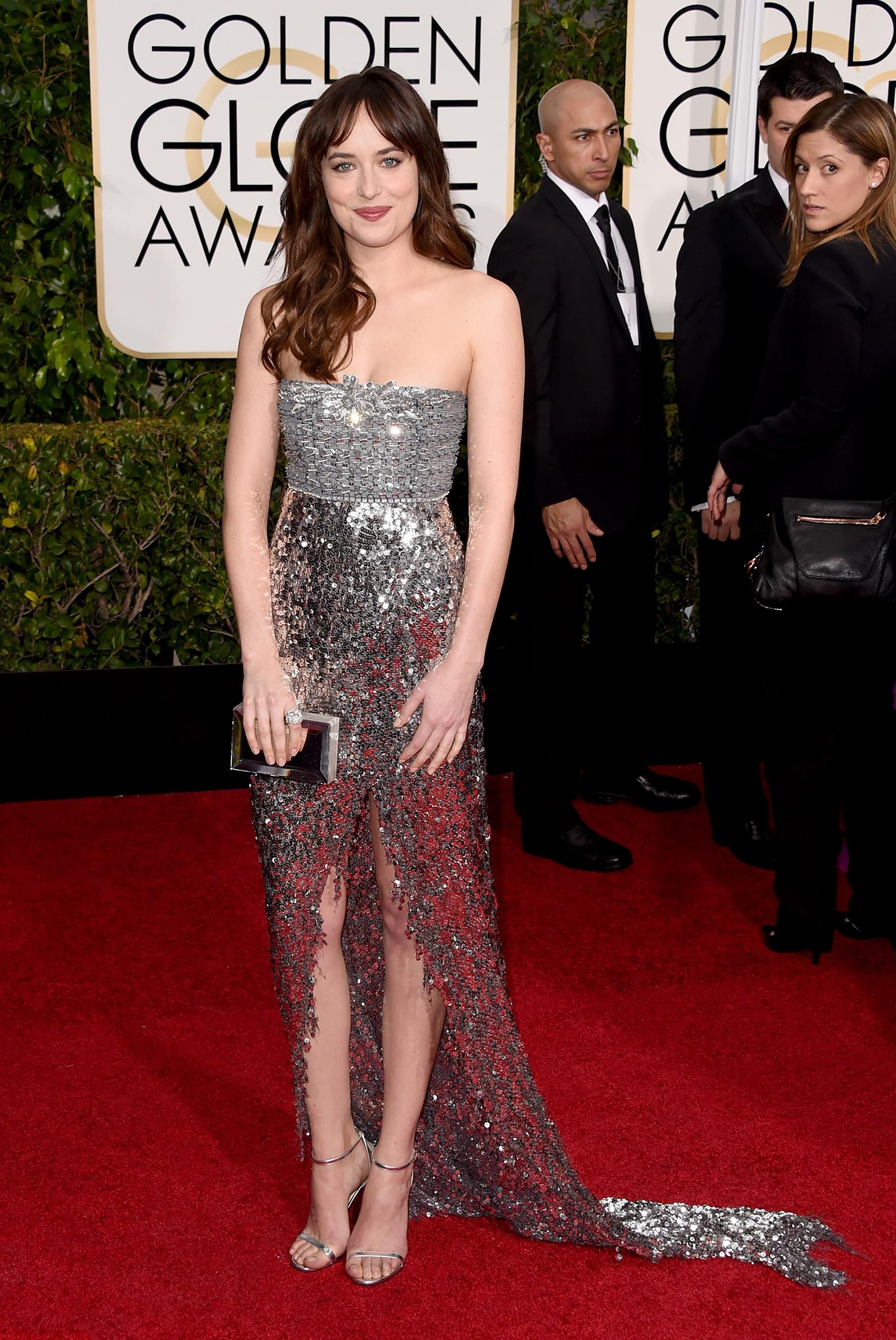 Golden Globe Red Carpet Recap 2015 - JK Style