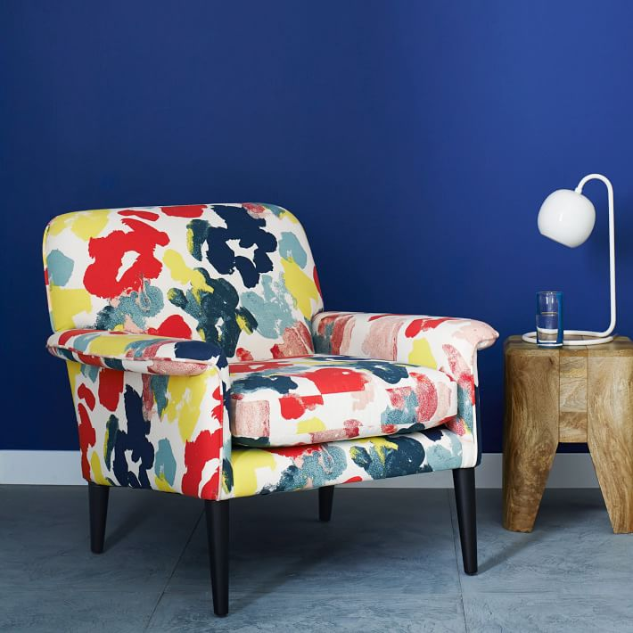 Kate Spade Saturday for West Elm Anders Chair