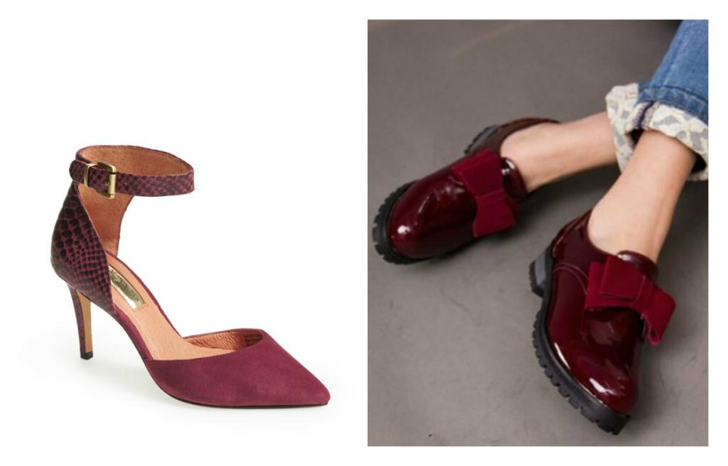 marsala shoes