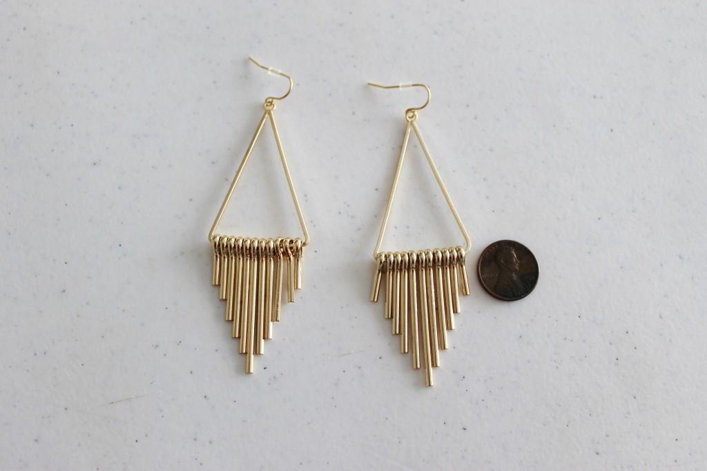 Nadine West earrings