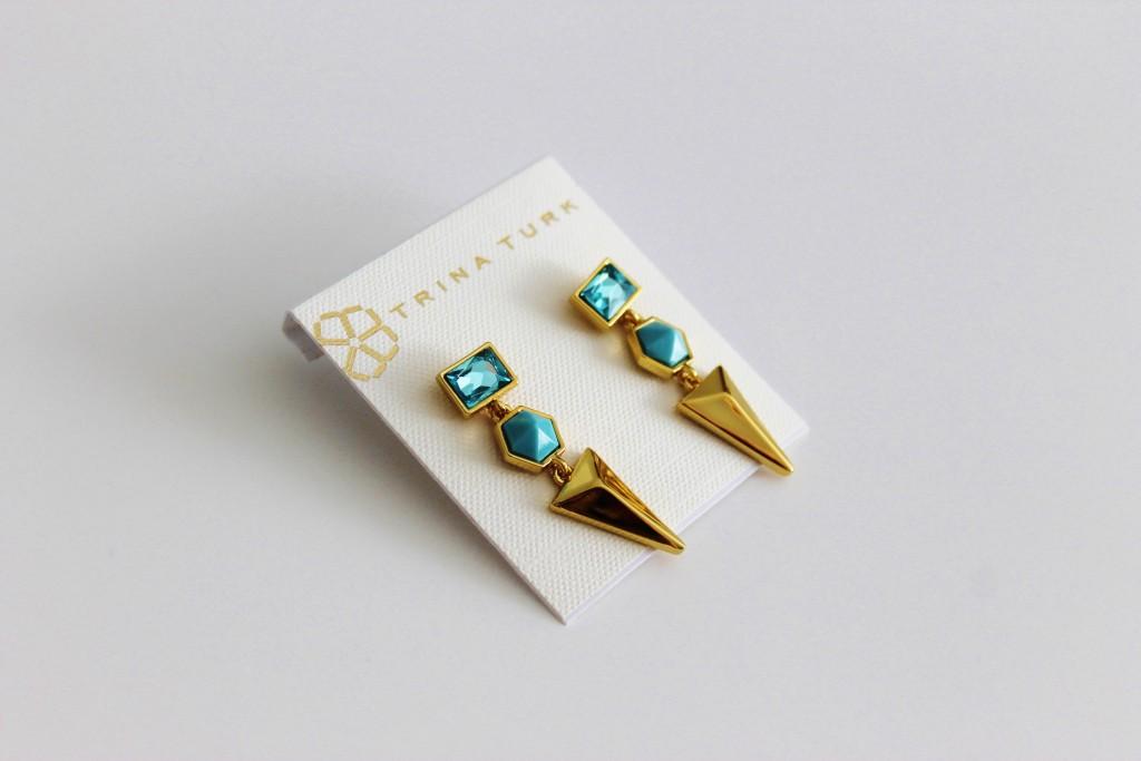 Rocksbox Trina Turks earrings