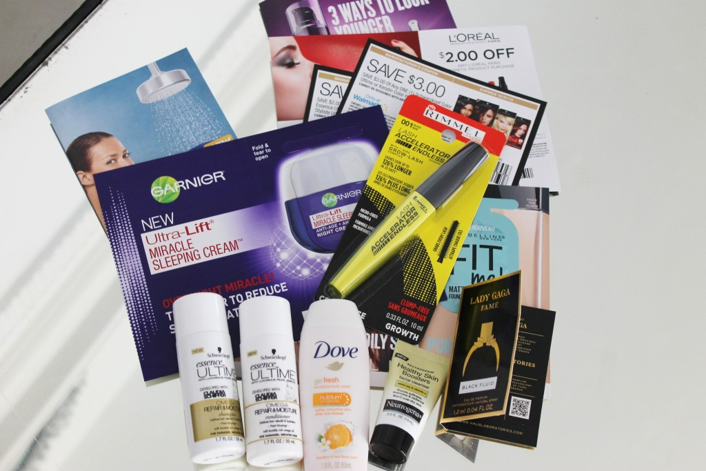 Walmart Spring Beauty Box