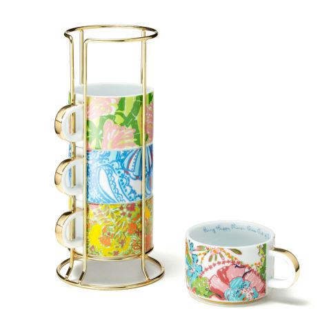 ceramic-mug-set-with-gold-caddy