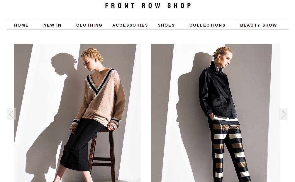 front row shop 1