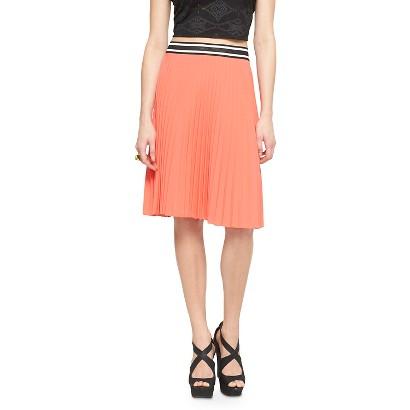 Target pleated skirt