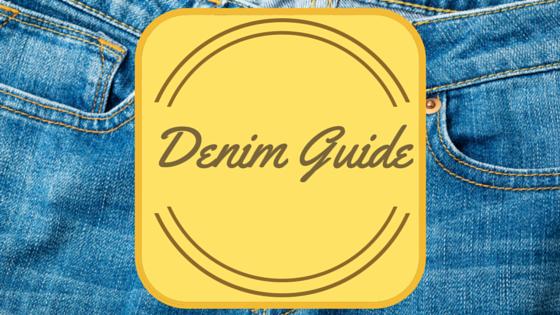 denim guide cover