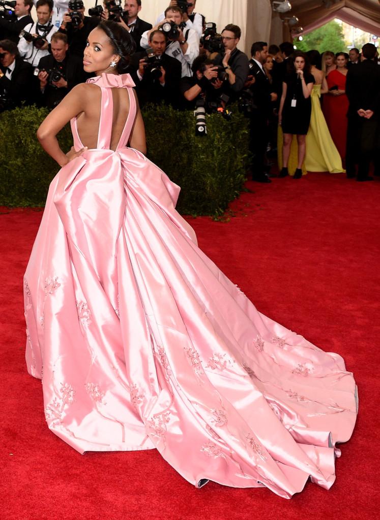 Kerry Washington Met Gala 2015
