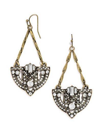 zelda drop earrings