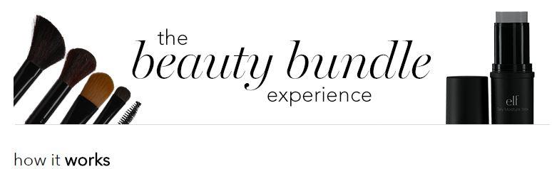 beauty bundle elf