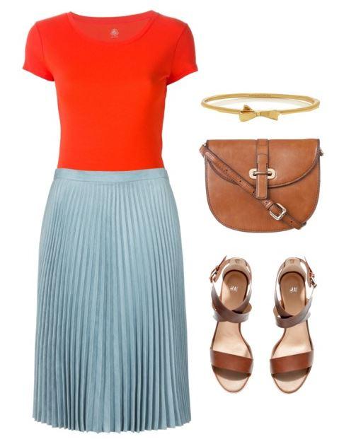 blue skirt 1.1
