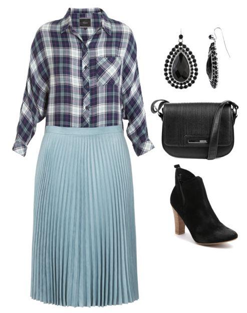 blue skirt 5