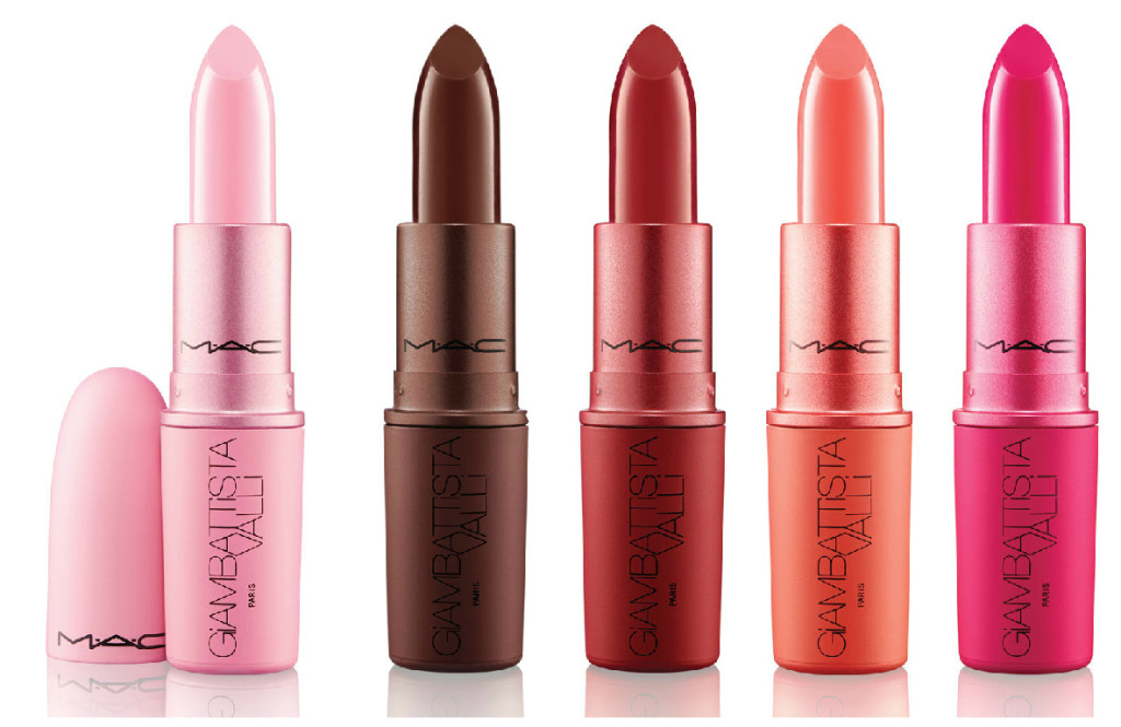 giambattista vali mac lips