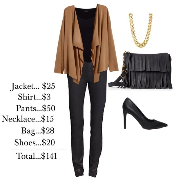 cardigan outfit 2