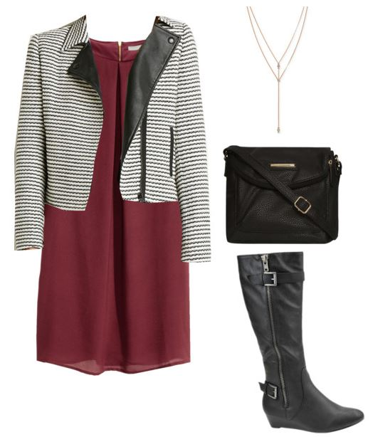 moto jacket outfit 2