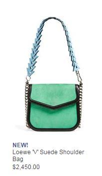 loewe's bag
