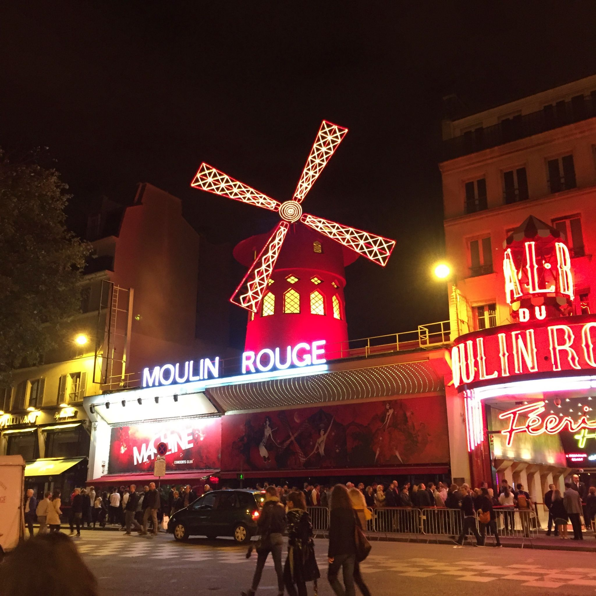 paris highlights day 2 moulin rouge