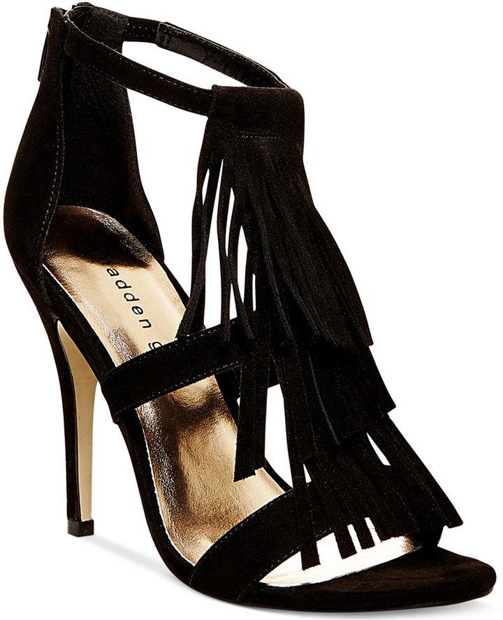 how to wear fringe shoe 2