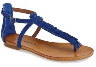 how to wear fringe shoe 3