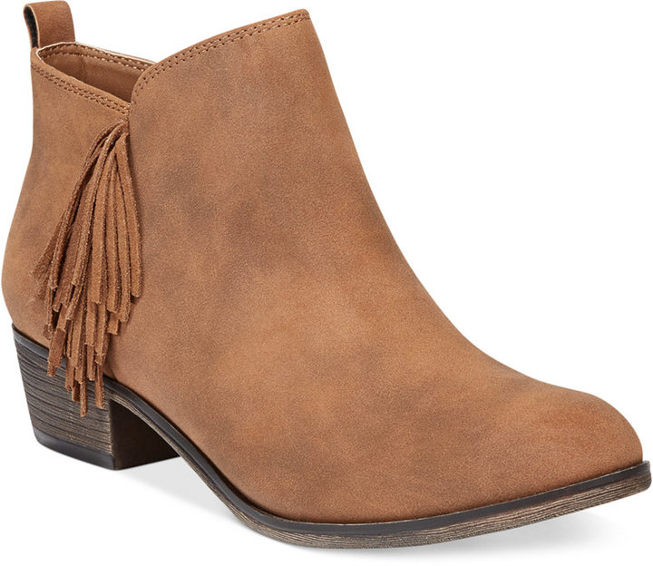 how to wear fringe shoe 4