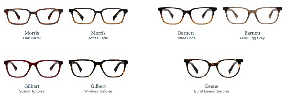 warby parker fall collection 2015 2