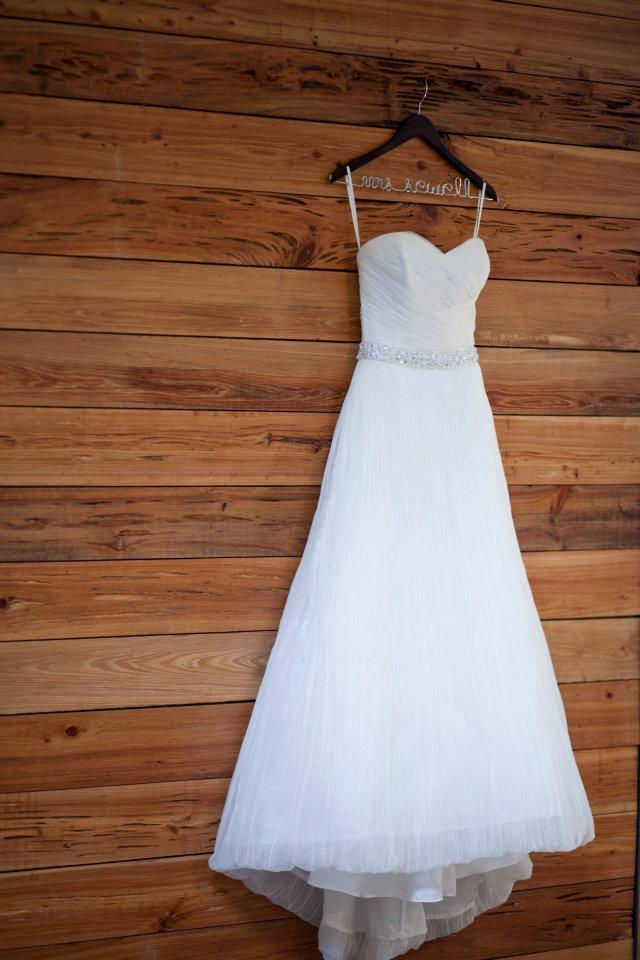 wedding dress by Pattis