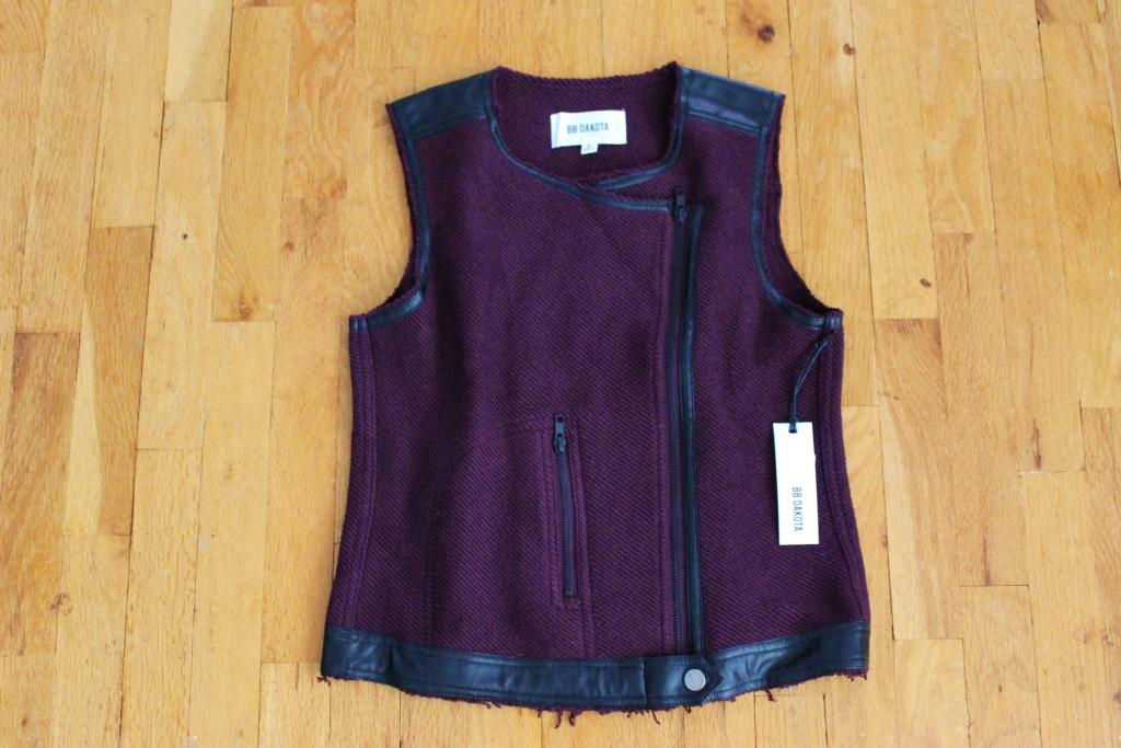 October Wantable Style Edit BB Dakota Camara Vest